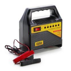 Зарядное устройство для авто 6А, 6-12В, до 80Ah (подходит на свинцово-кислотные АКБ) (светодиодный индикатор) СИЛА