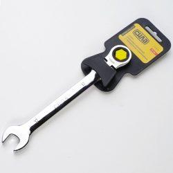 Ключ рожково-накидной с трещоткой и шарниром