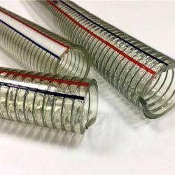 Рукав термо-стойкий (+100℃) PVC STEEL