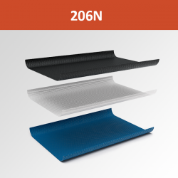 208N Double Layer PVC Layflat Hose