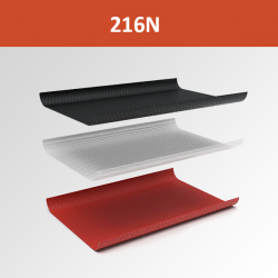 216N Double Layer PVC Layflat Hose