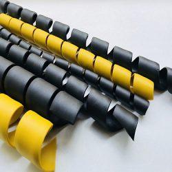 Пластиковая защитная спираль